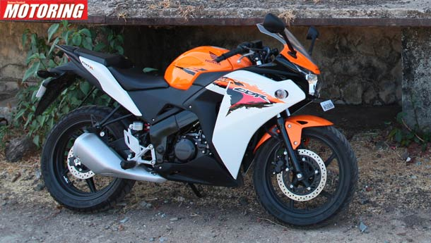 Quick road test: Honda CBR 150R