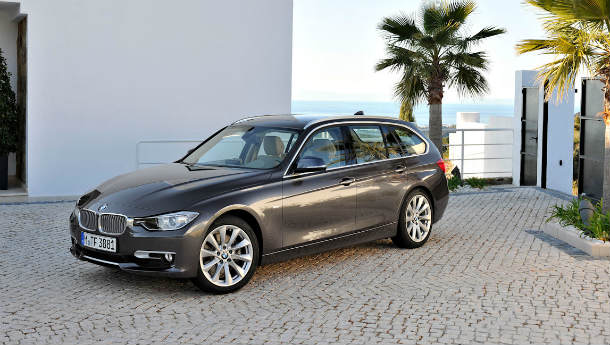 BMW unveils new 3 Series Sports Wagon