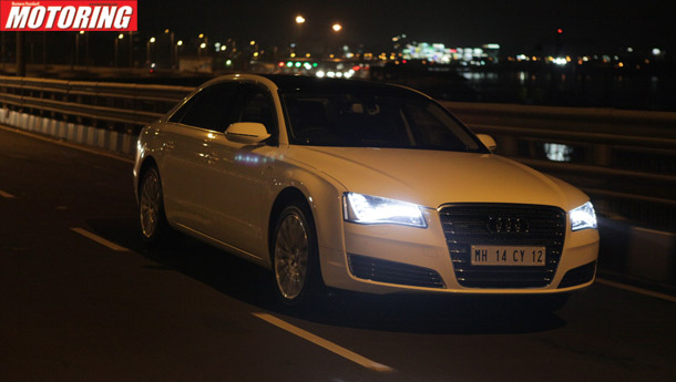 Audi A8 W12 REVIEWED - Transporter too!
