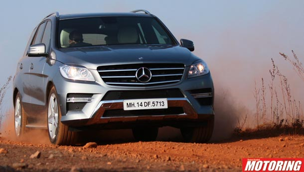 REVIEW : All-new Mercedes-Benz ML350