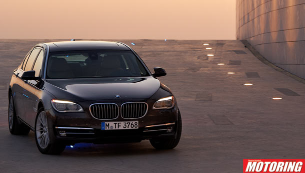 Se7en � New 2013 BMW 7-Series!