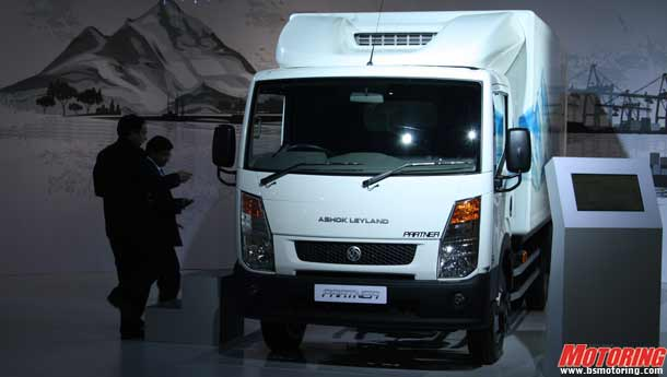 Ashok Leyland enters European market via Turkey