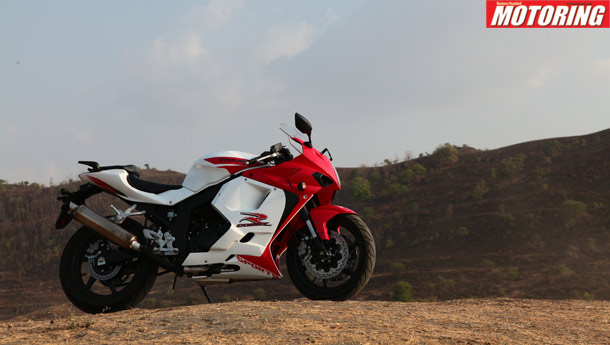 Hyosung GT 250R review - Star plus