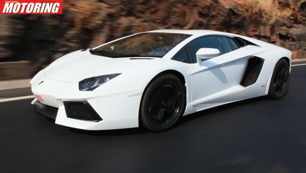 Lamborghini Aventador road test - Lambo to slaughter