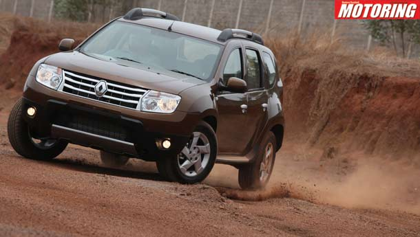 Renault Duster Test Drive and Review
