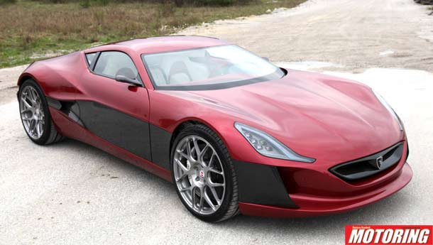 The Rimac Concept_One