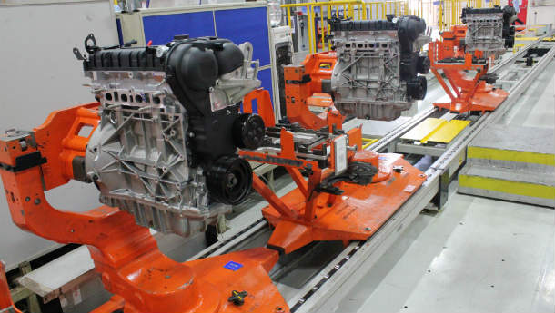 Ford ramps up diesel engine production, cuts waiting period