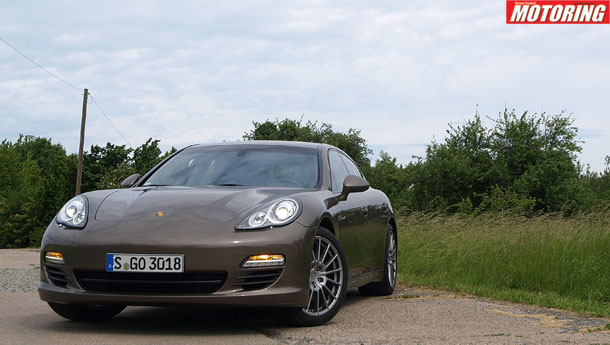 Porsche Panamera diesel reviewed - Sticky situation