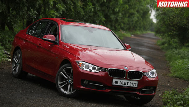 BMW 328i road test - Master Blaster