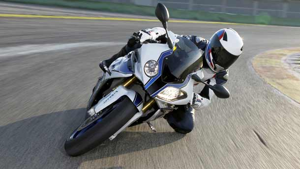 The BMW S1000RR HP4.