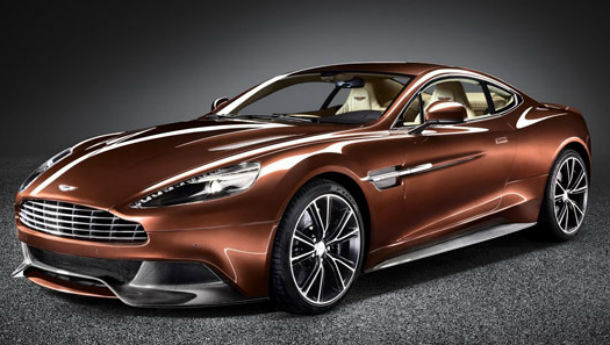 Aston Martin Vanquish launched in India