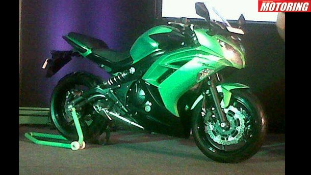 Bajaj launches Kawasaki Ninja 650