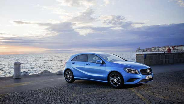 Mercedes Might Bring Sub Rs 20 Lakh Model
