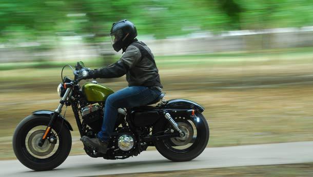 Harley Davidson 48 Review