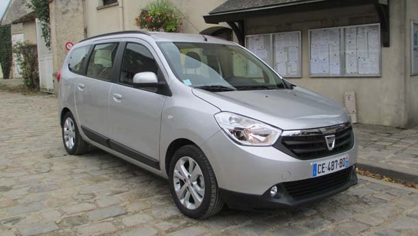 Renault Lodgy - It's lodgycal