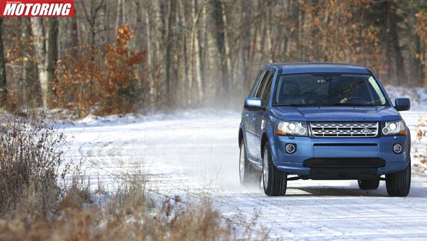 2013 Land Rover Freelander 2 - The Santa clause