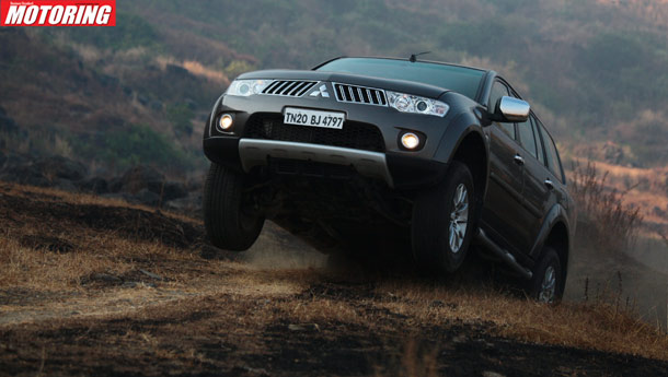 2013 Mitsubishi Pajero Sport review - Learning to fly, again