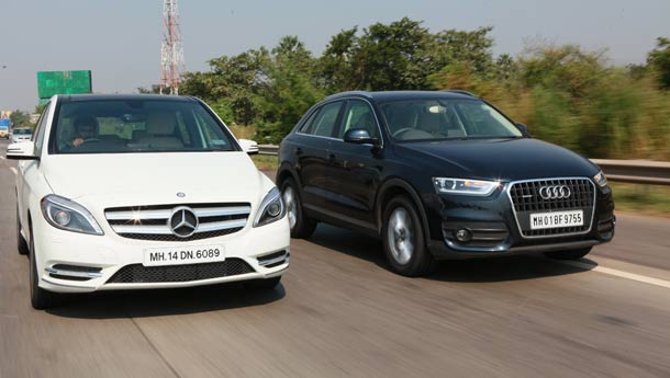 Difference between audi q3 vs q5 4