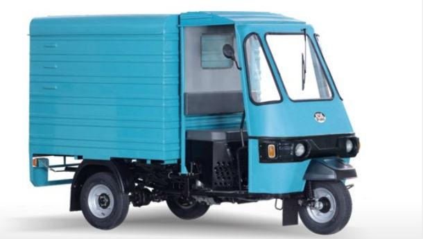 Piaggio Company Car Tempo