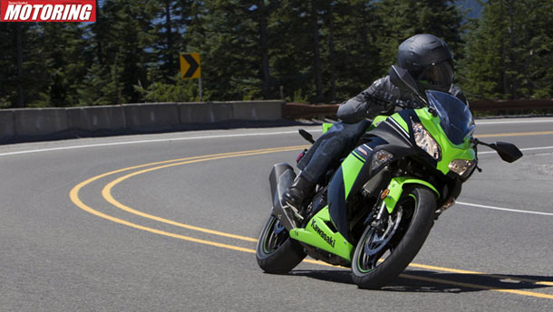 Should be in showrooms soon; Ninja 300 brings more power, more tech to the party!