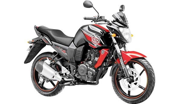 Yamaha FZ/FZ-S and Fazer get new colours