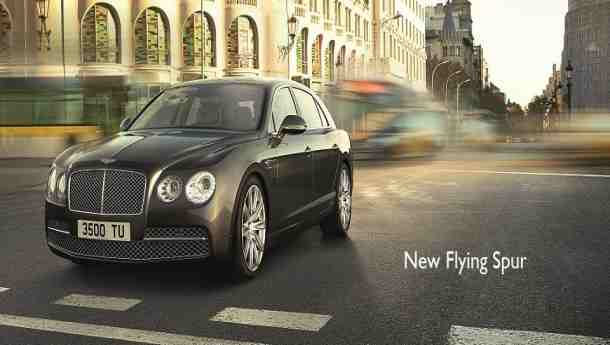 Bentley, Flying Spur,