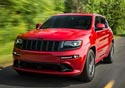 Paris Motor Show: Jeep Grand Cherokee SRT Red Vapor special edition revealed,,
